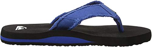 Quiksilver Jungen Monkey Abyss Sport Sandalen, Blau (Blue/Black/Blue Xbkb), 32 EU