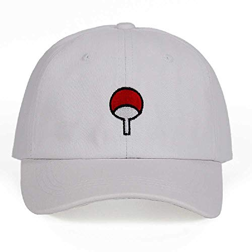 Preisvergleich Produktbild wangtao 100% Baumwolle Anime Hut Familie Stickerei Baseballkappe Schwarz Falte Zurück Hut 4