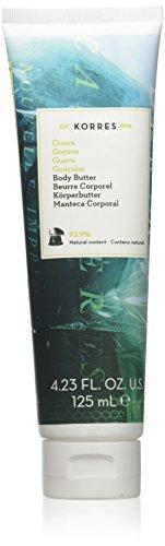 Korres GUAVA Körperbutter ,1er Pack (1 x 125 ml)