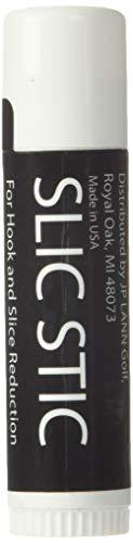 JP Lann The Original Slic Stic Golf - Anti-Slice, Hook and Spin Reduction Stick