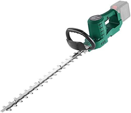 Inicio AccesoriosCortasetos eléctrico Ligero 48V2.0ah Batería de litio Cortasetos Cortasetos eléctrico recargable Cortasetos eléctrico de doble hoja Máquina de podar verde para jardín (con bater