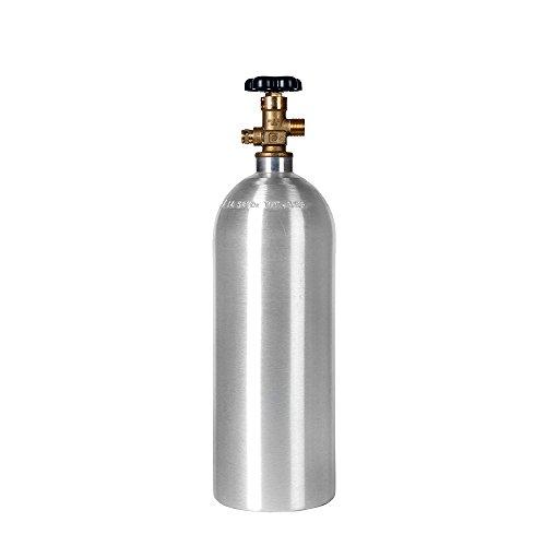 5lb co2 Tank- New Aluminum Cylinder with CGA320 Valve