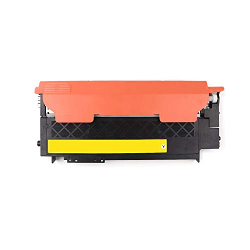 Compatibel met Samsung c480w Toner Cartridge Xpress C430W Toner Cartridge C480FN / FW Color Printer CLT-K404S C404 M404 Y404 Toner size Blauw