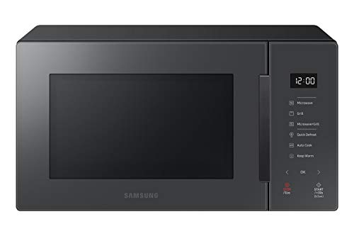 Samsung MG23T5018GC/ET forno a microonde Superficie piana Microonde combinato 23