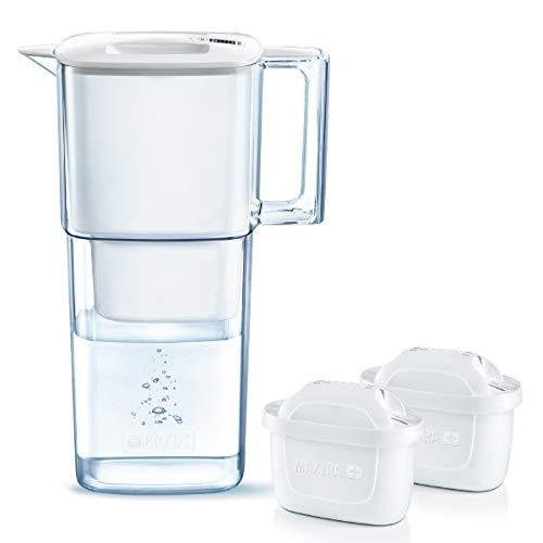 ブリタ 浄水器 ポット 浄水部容量:1.1L(全容量:2.2L)  リクエリ ポット型 浄水器 マクストラプラス カート...