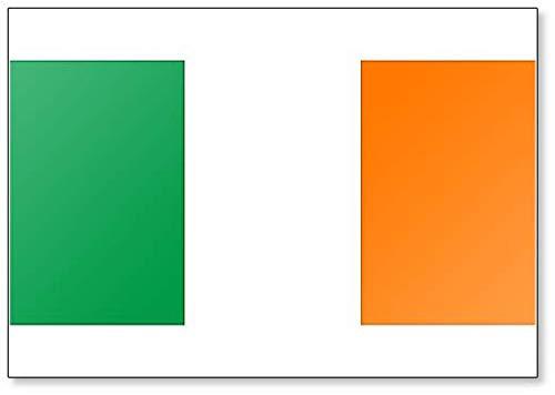 Calamita da frigorifero classica con bandiera irlandese