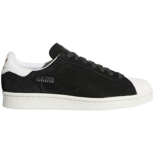 adidas Superstar Pure Shoe - Women's Casual Core Black/White/Carbon