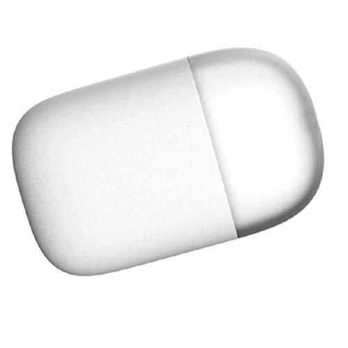 Zahnstocherhalter für Zuhause, Magnetbox, Kühlschrank, Weiß, 1 Stück