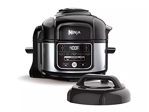 Ninja Foodi Programmable Pressure Cooker and Air Fryer Only $103.99