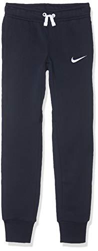 Nike Jungen Y CFD Pant FLC TM CLUB19 Sport Trousers, Obsidian/White/(White), XL