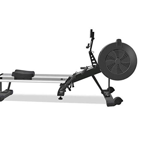 ZOUSHUAIDEDIAN Máquina de remo, máquina de remo de la pelea magnética con pantalla LCD 440LB Capacidad de peso de la máquina de la máquina de fila de la máquina de rotura for el gimnasio del hogar, ne