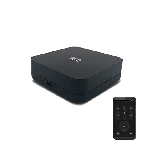 SPC Horus - Mando a Distancia Universal Inteligente para Smartphone (IR, 10 m, Wi-Fi, 360º, Smart Home compatible con Amazon Alexa) – Color Negro