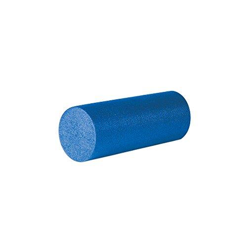 Beachbody Rodillo de Espuma Azul para Masaje Muscular, Alivio del Dolor y Pilates, 20 x 35 cm