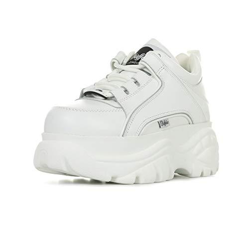 Buffalo 1339-14 2.0 Damen Sneaker, Blanc, 35 EU