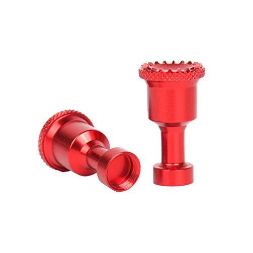 UKtrade Control remoto pulgar Rocker Stick Cover Protector compatible con DJI Mavic Mini (rojo)