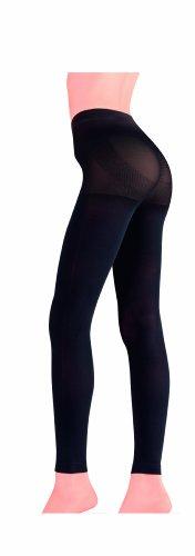 『スリムウォーク 骨盤をきっちり支えるレギンス ブラック S-Mサイズ(SLIM WALK,Leggings pelvic,SM) 着圧 レギンス』の3枚目の画像