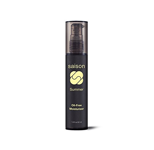 Saison® Summer Oil-Free Moisturizer   Organic, Natural, Vegan & Cruelty Free Beauty   Good for Oily Skin