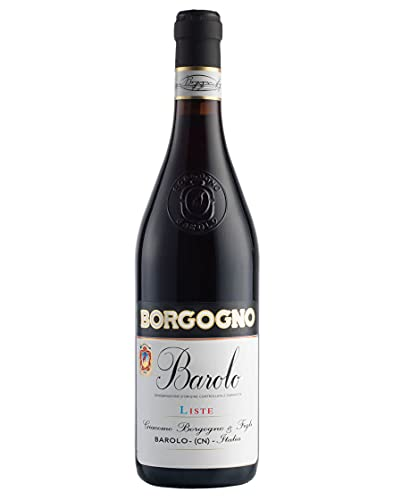 Barolo Liste DOCG Borgogno2014 0,75 L
