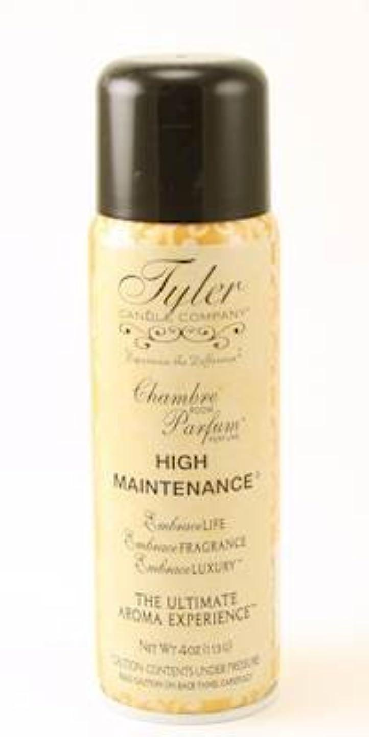 世界的にストレス振り返るHIGH MAINTENANCE TYLER 120ml Chambre Parfum - Room Spray