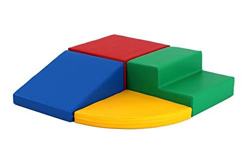 XL Softbausteine Riesenbausteine Schaumstoffbausteine Großbausteine 4 Stück
