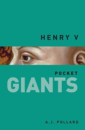 Henry V: pocket GIANTS (English Edition)