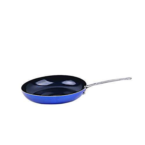 Koken Pan Keuken Gebruiksvoorwerp Anti-aanbakken Blauwe Diamant Pan Praktische Niet Giftig Gemakkelijk Schoonmaken Kookgerei Keramisch