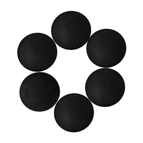 sharprepublic 6pcs Soft EVA Ball Head para Masajeador De Músculos Eléctricos Terapia...