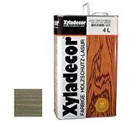 キシラデコール 木部保護塗料 #116 ブルーグレイ 4L