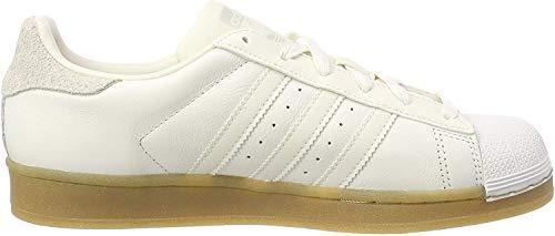 Adidas Scarpe Sneakers Donna Superstar Bianco B37147