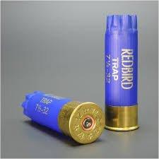 Y.r Fournitures 50x Bleu Cartouches de fusil de chasse Fusil de chasse coquillages Empty-wheel Écrou couvertures Arts & Crafts