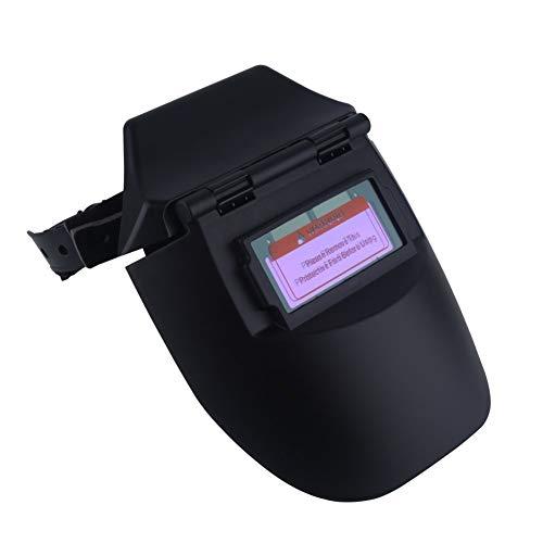 LGW Casco de la Tapa de Soldadura Máscara de Soldadura - Nueva Pro Casco de oscurecimiento automático de Soldadura de Arco Mig Rectificado soldadores Máscara Solar Muy Adecuado para su Uso