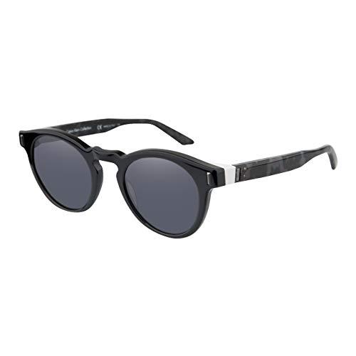 Calvin Klein Sonnenbrille Ck8547s 001-49-22-140 Gafas de sol, Negro (Schwarz), 49 Unisex Adulto