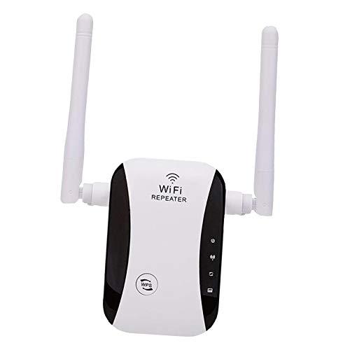MERIGLARE Wireless WiFi Signal Repeater WiFi Extender EU Plug WLAN Signal Amplifier