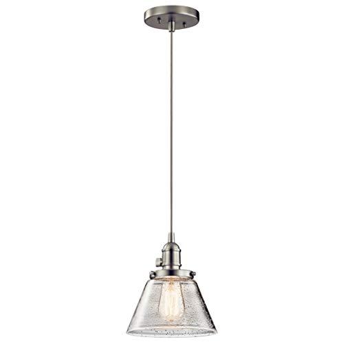 Kichler 43851NI Avery Pendant Light, 8.75