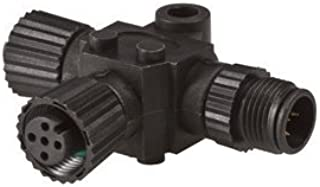 Lowrance N2K-T-Rd T Connector Red Nmea Network