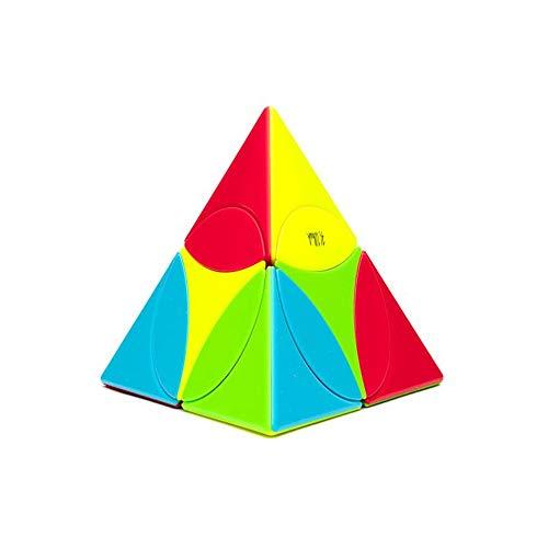 Qiyi Coin Pyraminx tetraedro - Stickerless