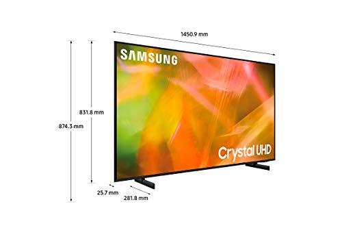Samsung TV UE65AU8070UXZT, Smart TV 65