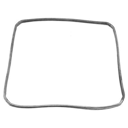 SPARES2GO Door Seal Rubber Gasket Compatible with Logik Oven Cooker (410mm x 330mm)