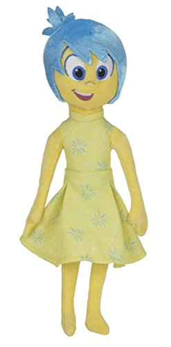 Simba 6315873544 - Disney Inside Out Plüsch Joy 25 cm
