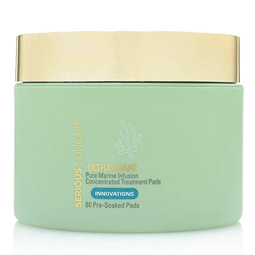 Serious Skincare Ultra-Mare Pure Marine Infusion Concentrated Treatment Pads