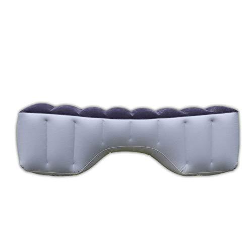 Auto Luftmatratze Aufblasbare Luftbett Autorücksitz Breitenausdehnung Luftmatratze Air Bett für Schlaf-Rest, Outdoor, Reisen, Camping