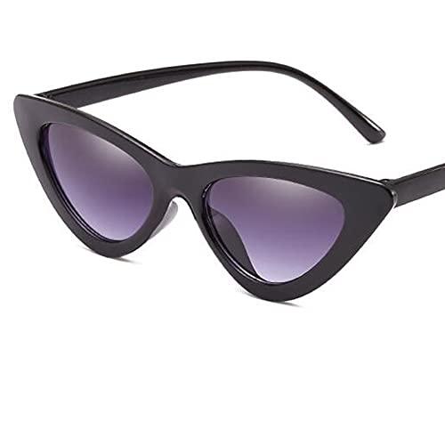 Aiong Gafas de Sol, Gafas de Sol de Montura pequeña Personlity Designer