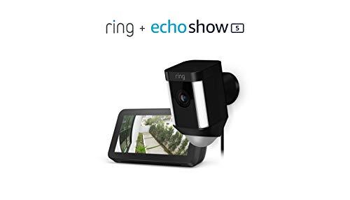 Ring Spotlight Cam Wired...