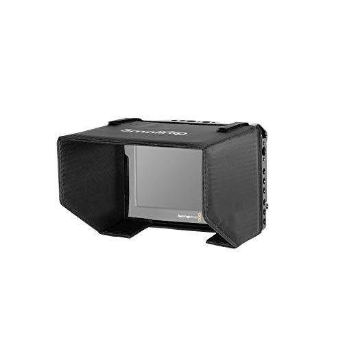 SMALLRIG Cage con Sun Hood y Abrazadera HDMI para Blackmagic