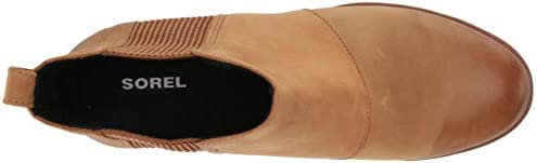 Camel leather boots _image2