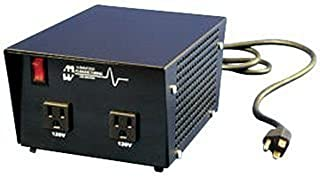 Isolation Transformer, Plug In, 1.5 kVA, 1 x 120V, 120V, NEMA 5-15P