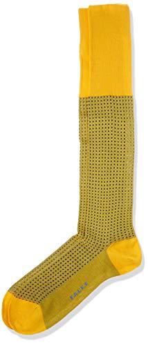 FALKE Herren Uptown Tie M KH Socken, Gelb (Sun Ray 1316), 45-46