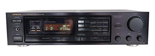 Onkyo TX-7720 Stereo Receiver in schwarz
