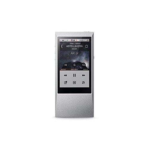 Astell&kern - Astell & kern ak jr portátil reproductor de audio de alta resolución–64gb plata