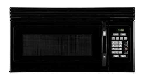 Black+Decker 1.6-Cu.Ft Over-the-Range Microwave - Black (EM044KJN-P2)
